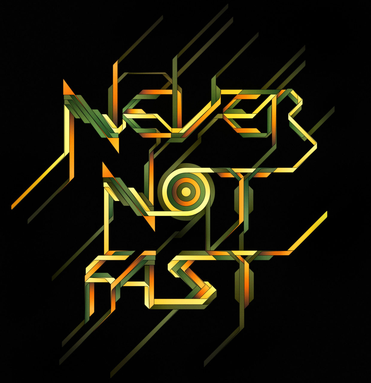 'Never Not Fast' for Nike
